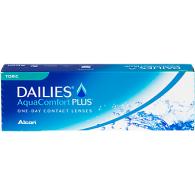DAILIES AquaComfort PLUS 散光